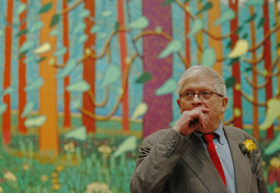 Hockney's: Police are now investigating the 23-year-old's death