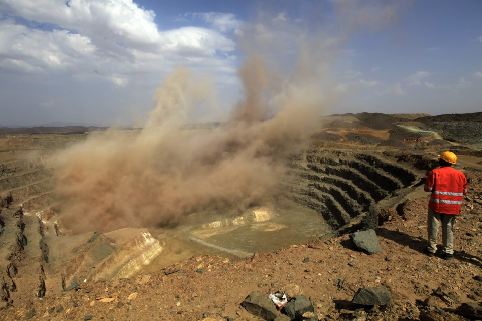 Ariab Gold Mine