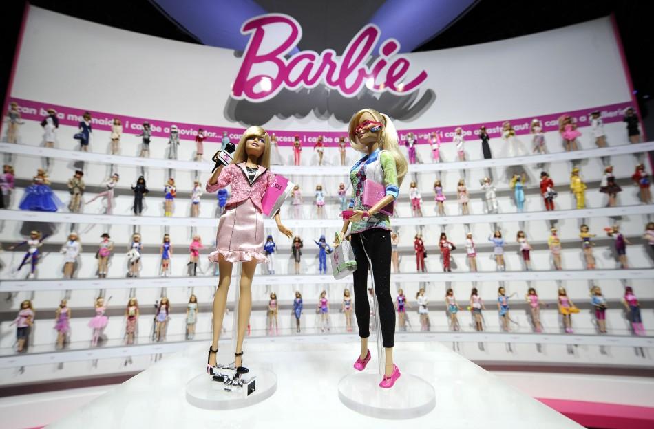 Mattel's  News Barbie and Computer Engineer Barbie