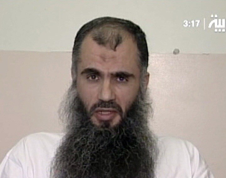 Abu Qatada cannot be sent back to Jordan because it would be a
