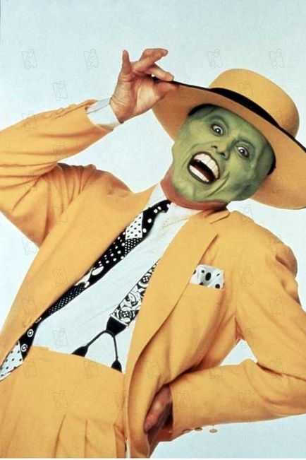 Jim Carrey in The Mask 1994
