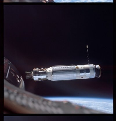 Digitally restored images of Mans early Space missions