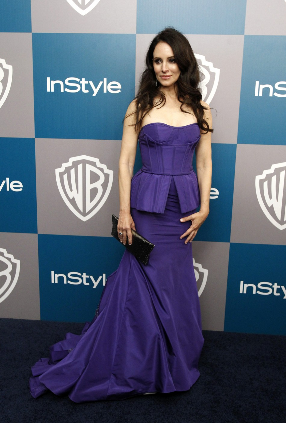 Madeleine Stowe was voted fifth most beautiful woman of 2012 by People magazine