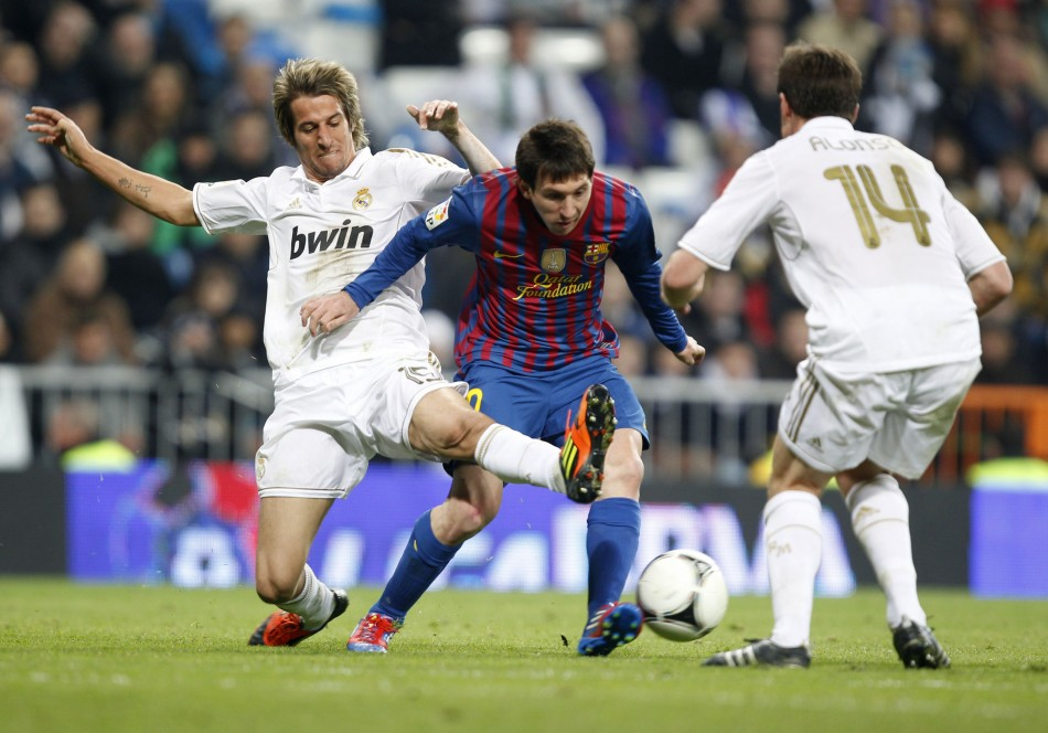 Barcelona-Real Madrid