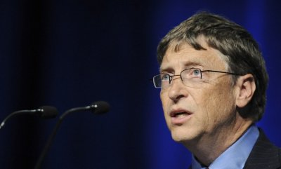 2. William Bill Gates