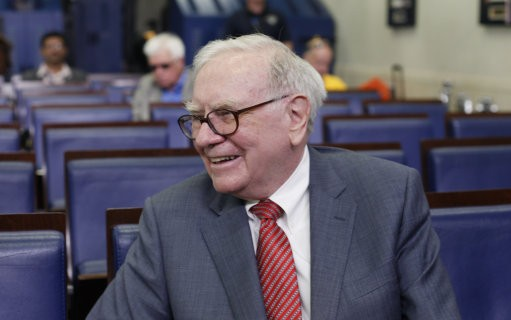 4. Warren Buffet