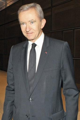 4. Bernard Arnault  France