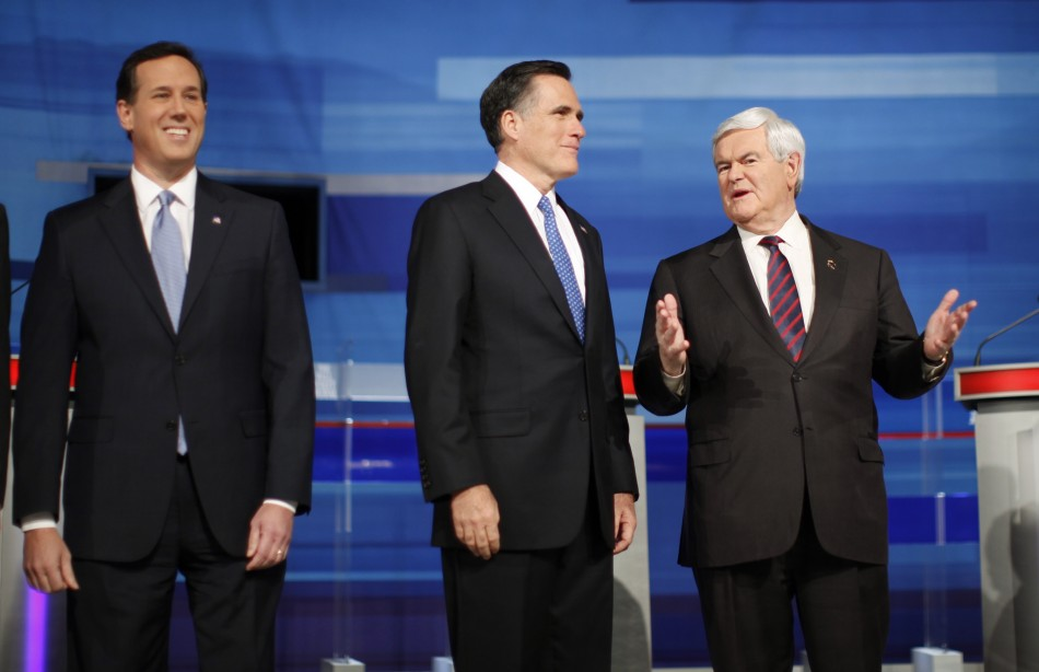 South Carolina Candidates