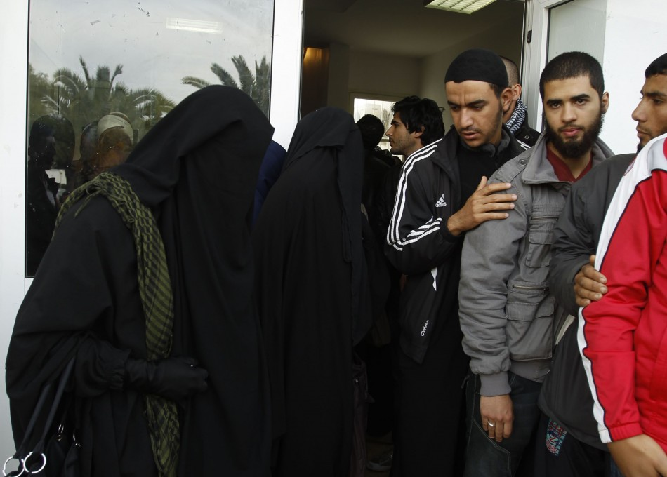 Manouba University students in Tunisia are on hunger strike over a niqab ban