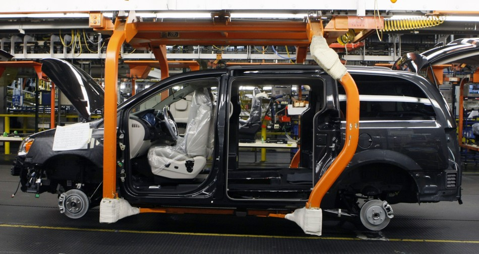 manufacturing data