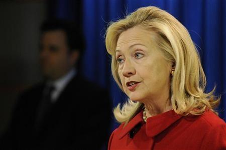 Clinton Denies Snub from Russian FM in Australia