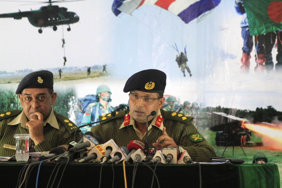 Brigadier General Muhammad Masud Razzaq