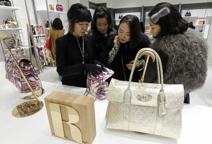 luxury brand goods product