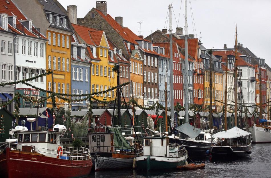 Denmark capital Copenhagen