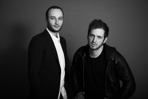 Jean-Claude Abouchar and Nick Gower of The Grand Social