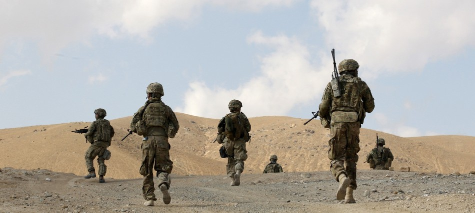 Three British Nato soldiers have been killed in Afghanistan.