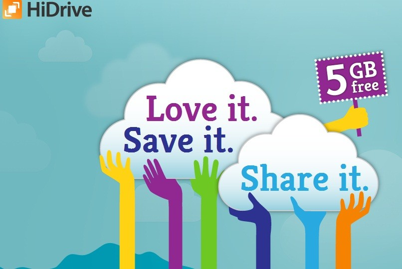 HiDrive Free
