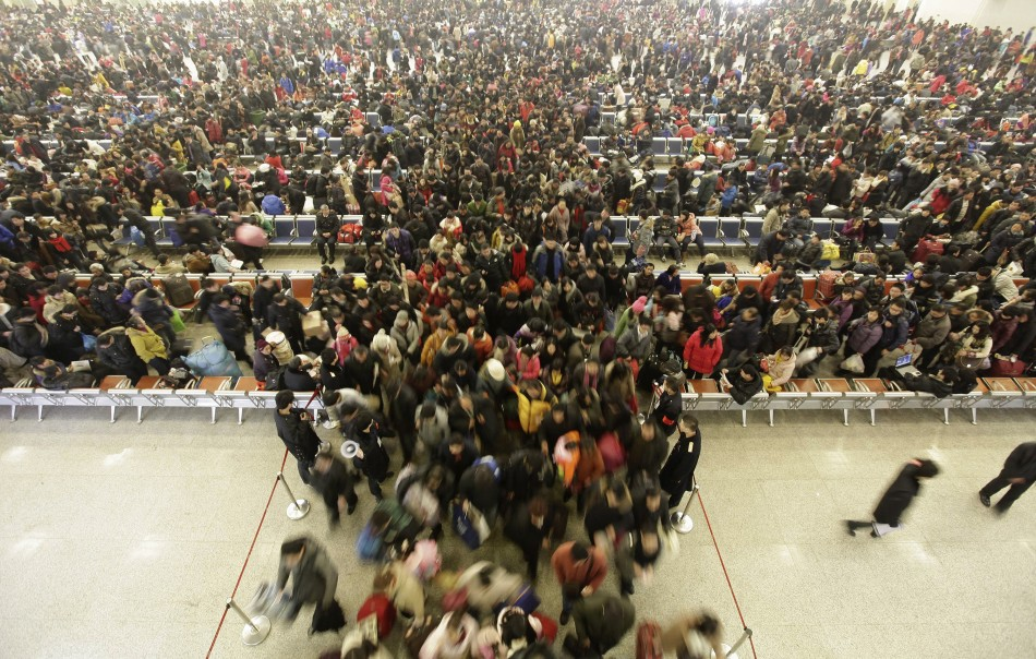 Chinese New Year-Biggest Human Movement