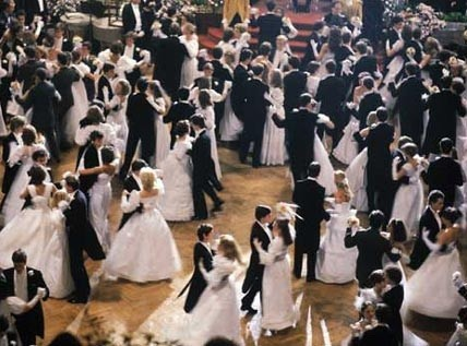 The annual ball attracts demonstrations by anti-fascist campaigners, who say it is largely attended by members of far-right groups