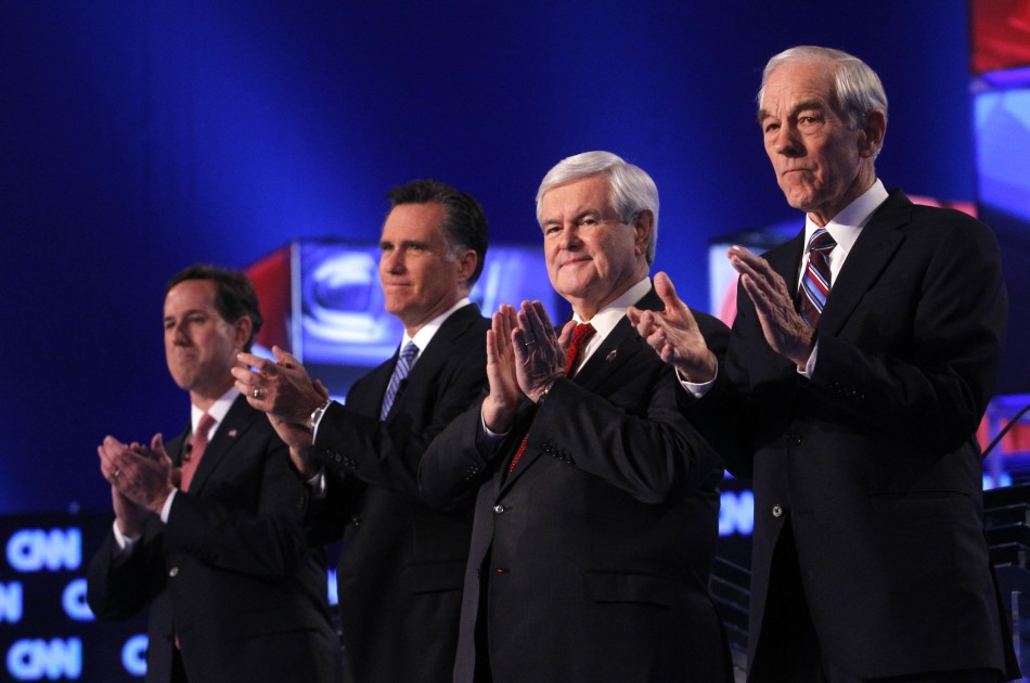 Voters To Romney, Paul, Santorum And Gingrich: We Don't Want Any Of You