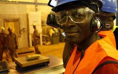 Randgold eyes over 270,000 oz in I.Coast 2012