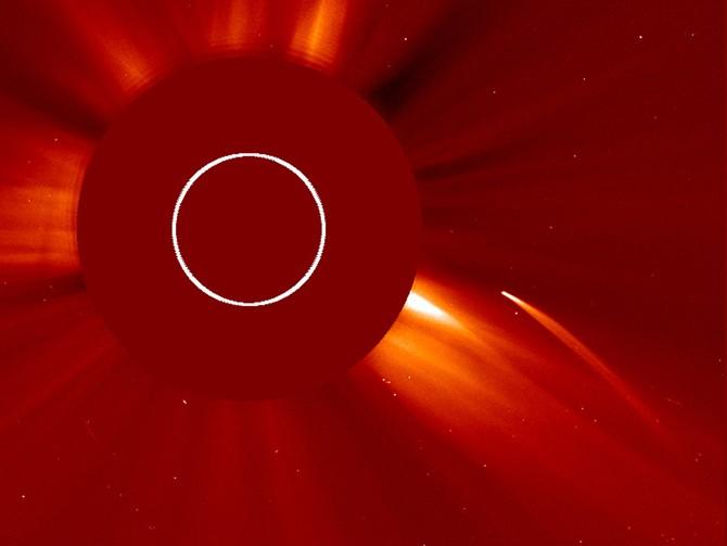 Comet Death