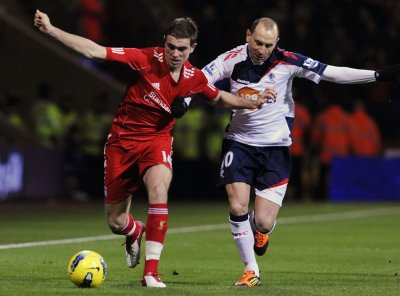 Bolton Wanderers-Liverpool