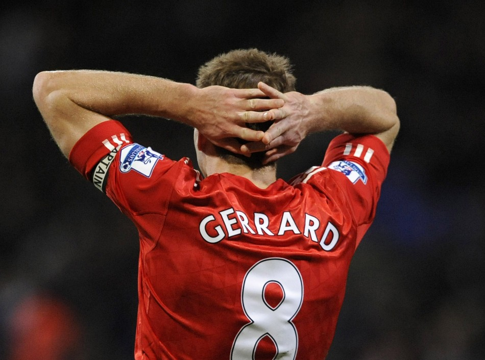 Bolton 3-1 Liverpool