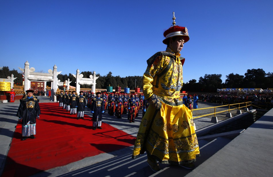 reuters chinese new year 2012 - Chinese New Year 2012