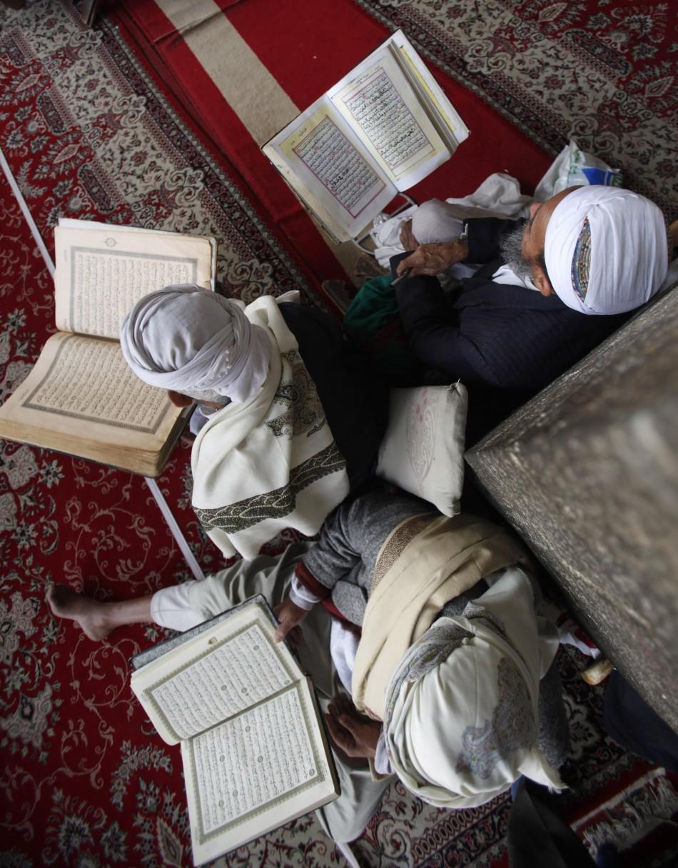 Islamic clerics