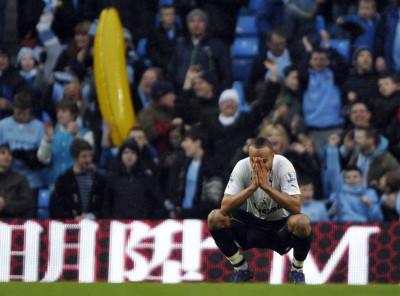 Manchester City-Tottenham Hotspur