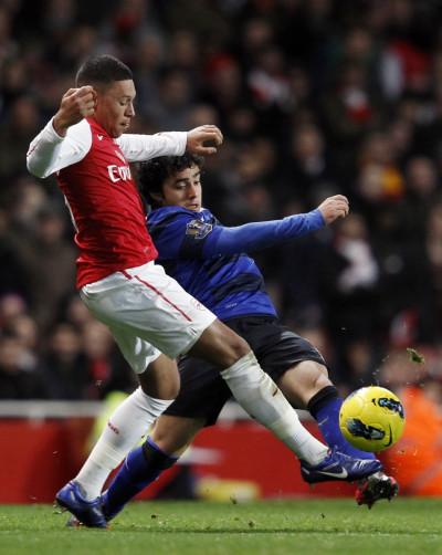 Manchester United-Arsenal