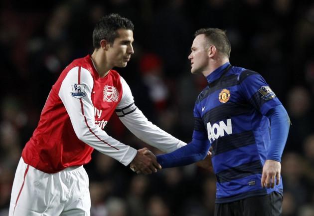 Arsenal 1-2 Man United