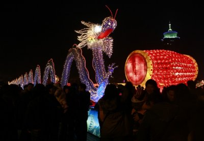 Chinese New Year 2012 Year of the Dragon Sparks Baby Boom