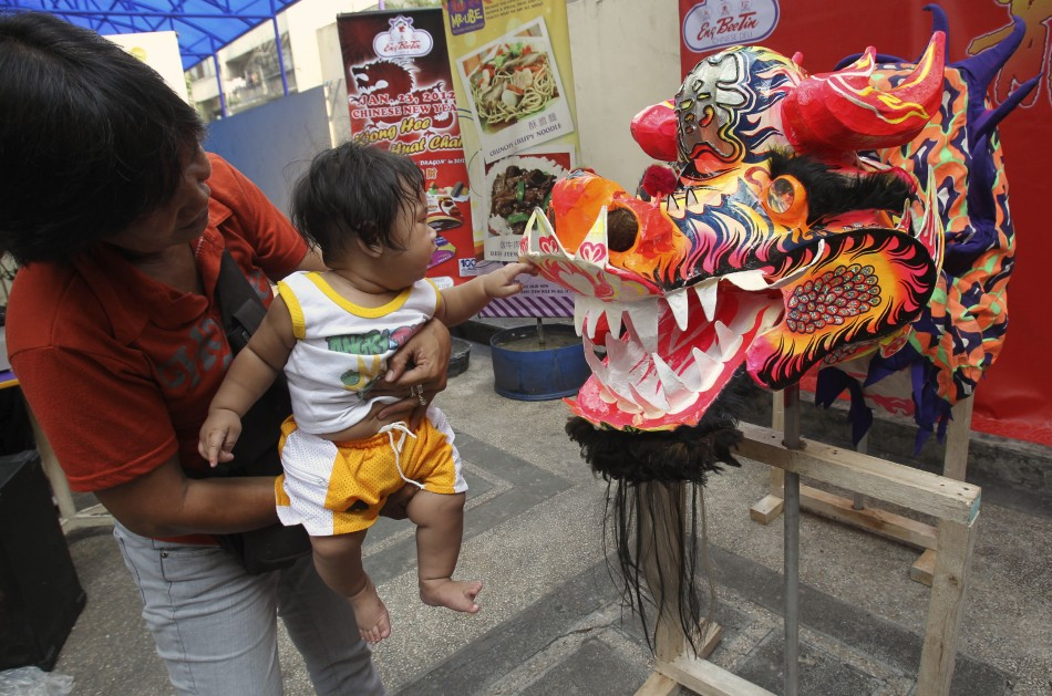 Chinese New Year 2012: Year of the Dragon Sparks Baby Boom