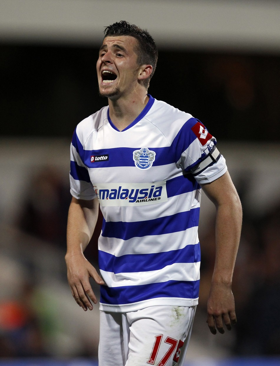 Premiership star Joey Barton is going to Alcoholics Anonymous, he revealed on Twitter last night. (Reuters)
