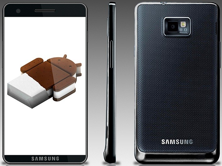 The Samsung Galaxy Smartphone