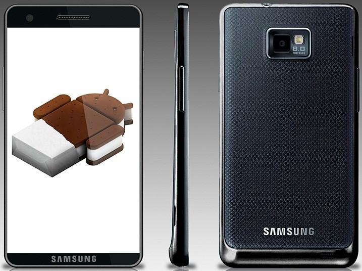 The Samsung Galaxy Smartphone