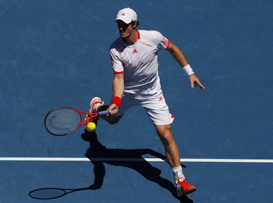 Andy Murray is through to the next round of the Australian Open
