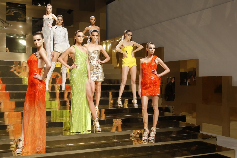 Versace SpringSummer 2012 Collection