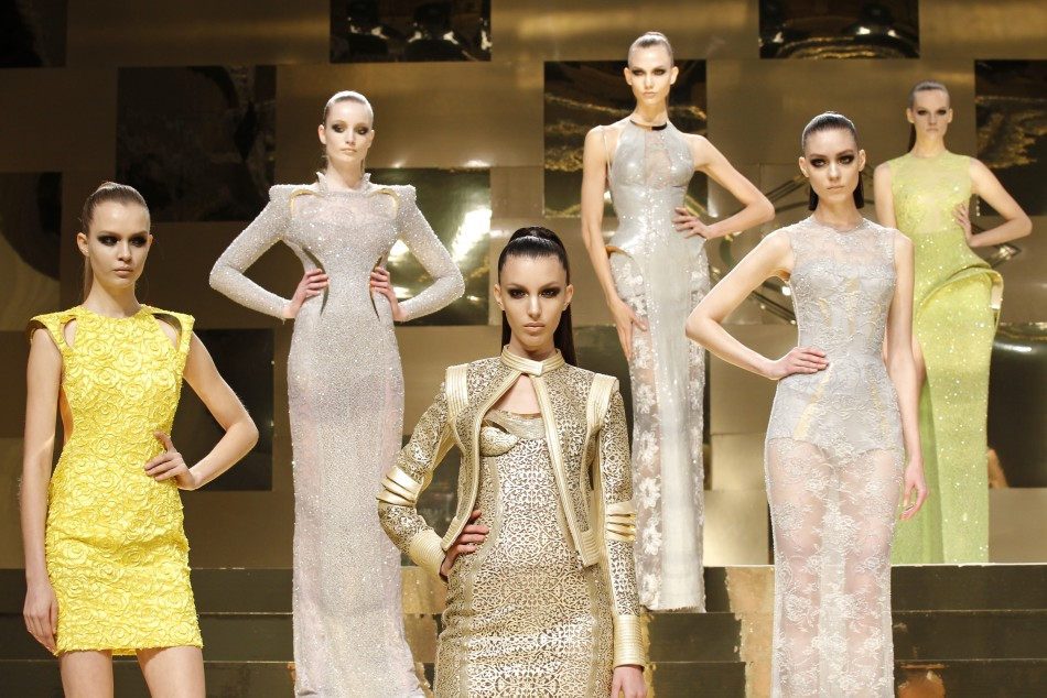Versace Spring/Summer 2012 Collection