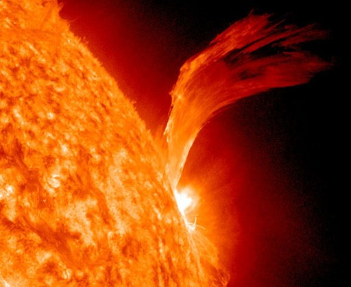 Scientists Warn of Likely Impacts of Solar Flares from Sun Storm