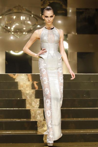 Versace SpringSummer 2012