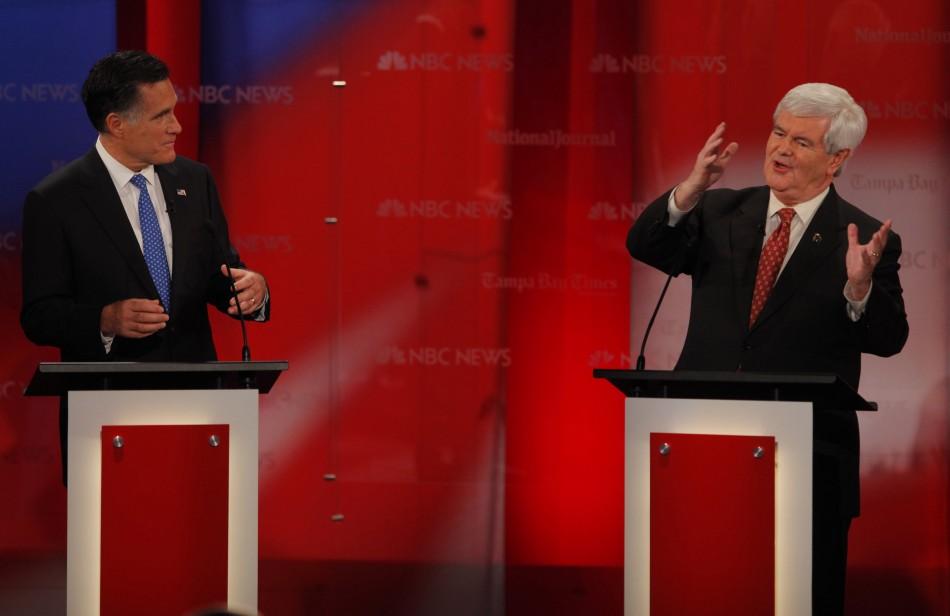 U.S. Presidential Election 2012: Republican Debate
