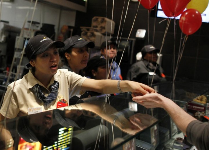 McDonald's is recruiting 2,500 new staff in the UK