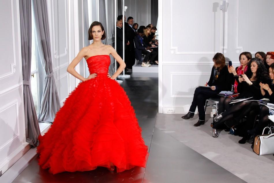 Christian Dior at paris Fashion Week