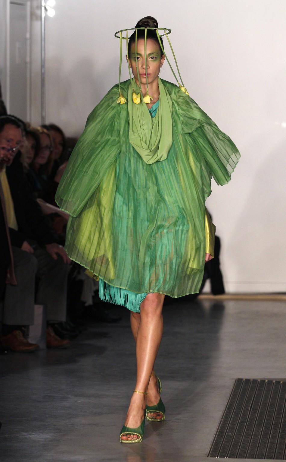 Maurizio Galante Haute Couture 2012