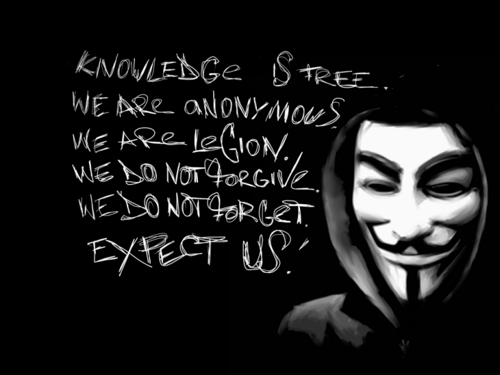 Anonymous targeted hundreds of Brazilian sites