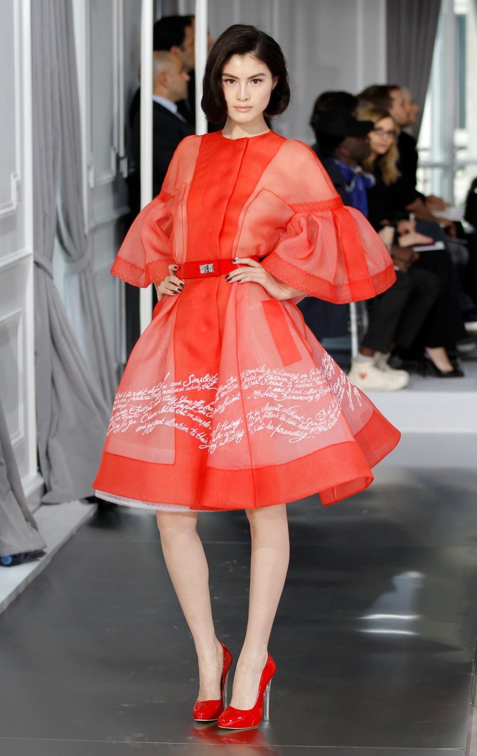 Paris Fashion Week: 10 Best Looks of Spring-Summer 2012