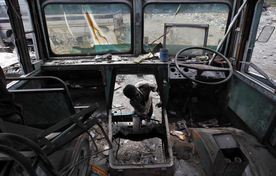 Pune Bus Rampage